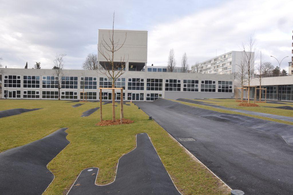 Ecole des Boudines (Meyrin, GE)
