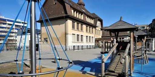 Ecole des Balexert, Bourquin et Châtelaine (Vernier, GE)